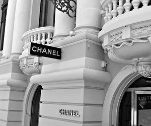 chanel, luxury, and shop image