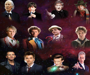 doctor who and all doctors image