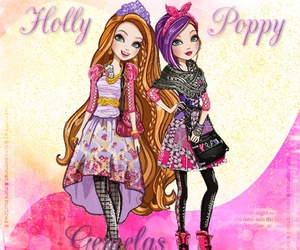 twins, eah, and ever after high image