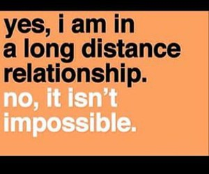 distance, impossible, and long image