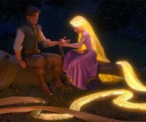 disney, tangled, and rapunzel image