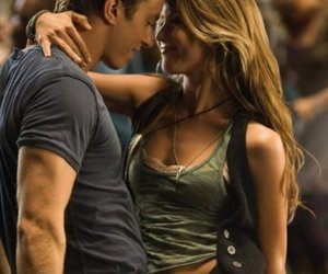 footloose, couple, and dance image