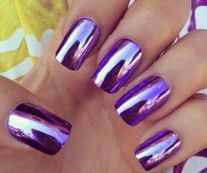girlie, hand, and long nails image