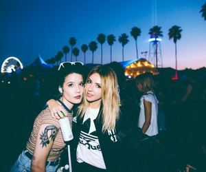 halsey, coachella, and music image