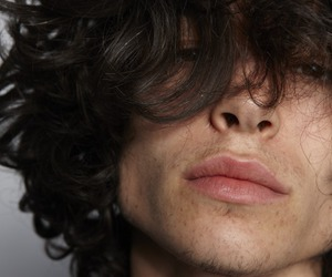ezra miller, boy, and hair image