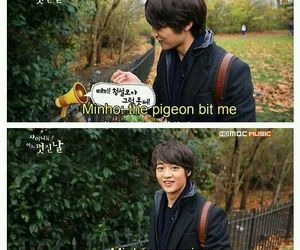 Minho, SHINee, and funny image