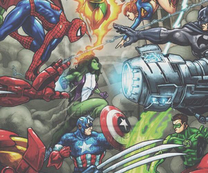 Avengers, captain america, and header image