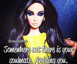 barbie, funny, and quotes image