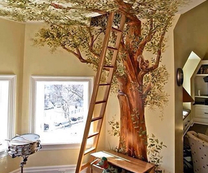 tree and room image