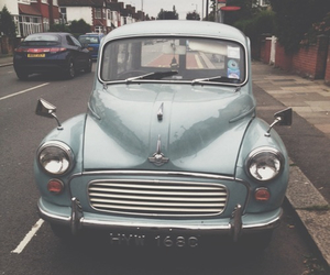 car, vintage, and indie image