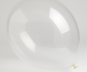 white, balloon, and pale image