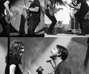 imagine dragons, ben mckee, and wayne sermon image
