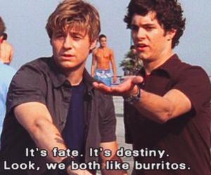 the oc, burrito, and ryan image