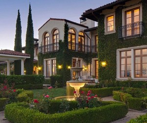 luxury, house, and design image