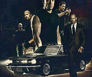 7, fast & furious, and paul walker image