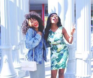 blackgirls, friends, and itsmyrayeraye image