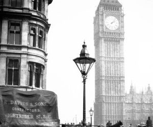 1900s, london, and vintage image