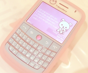 pink, cute, and blackberry image