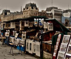 paris, Seine, and travel image