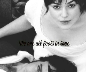 mr darcy, pride and prejudice, and quotes image
