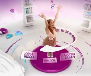 sweet, tv, and violetta image
