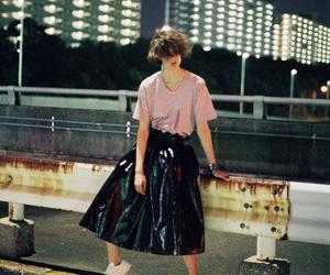 fashion, ginza, and photo image