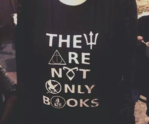books, harry potter, and black image