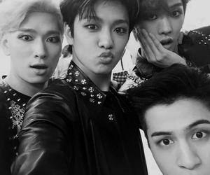 kpop and cross gene image