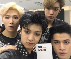 kpop, terada takuya, and cross gene image