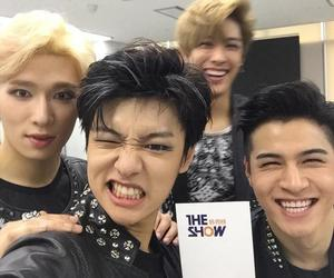 kpop, cross gene, and terada takuya image