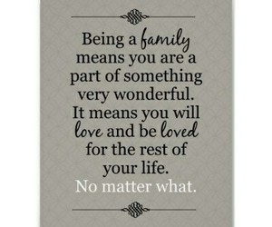 family, love quotes, and quotes image