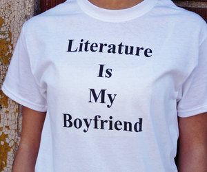 fandom, book lover, and fictional character image