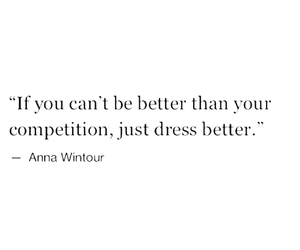 dress and quote image