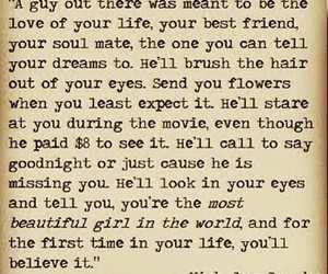post, quotes, and true love image