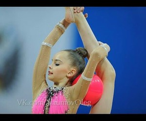 russia, rhythmic gymnastics, and arina averina image