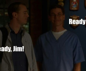 jim, ncis, and tim image