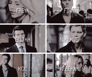 esther, The Originals, and finn image