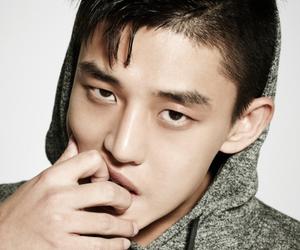 actor, korean, and yooahin image