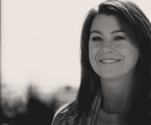 ellen pompeo, greys anatomy, and merder image