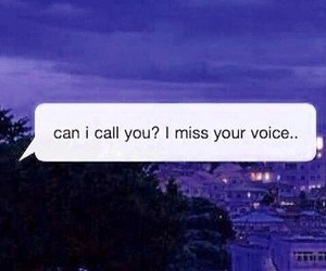 call, miss, and quotes image