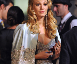 actress, blake lively, and celeb image