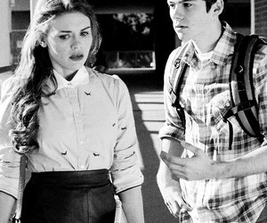 otp, holland roden, and teen wolf image