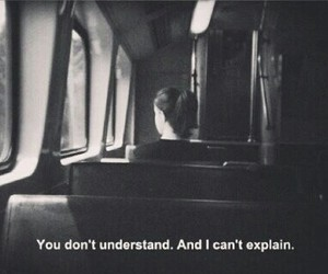 sad, quotes, and understand image