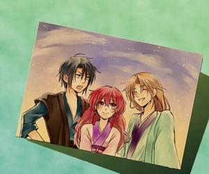 ss, hak, and yona image
