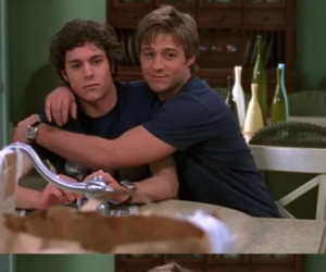 ryan atwood, seth cohen, and adam brody image