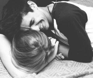 adorable, black and white, and goals image