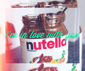 little things, one direction, and nutella image