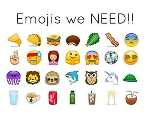 emojis, emoji, and need image