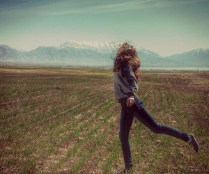 dance, free, and photography image