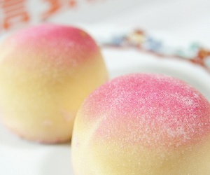 dessert, japanese sweets, and yummy image
